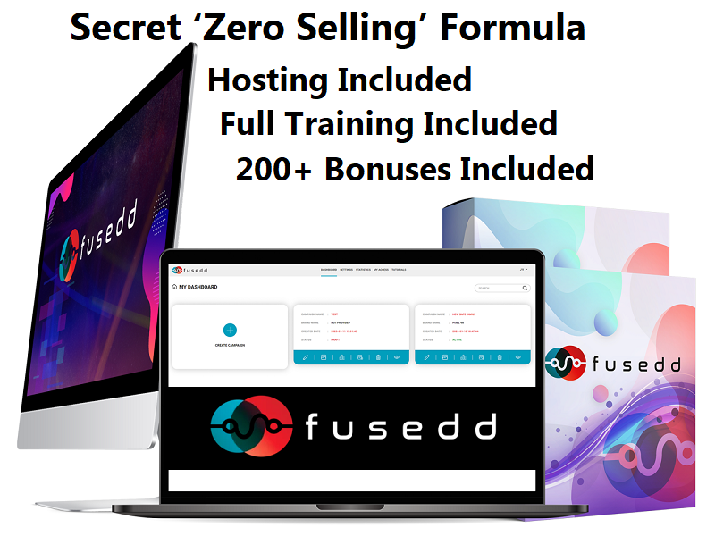 fusedd – Make Money Online Without Selling Anything