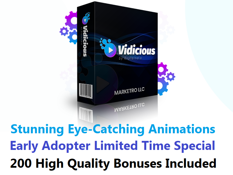 Vidicious – RDR Video Animation Technology
