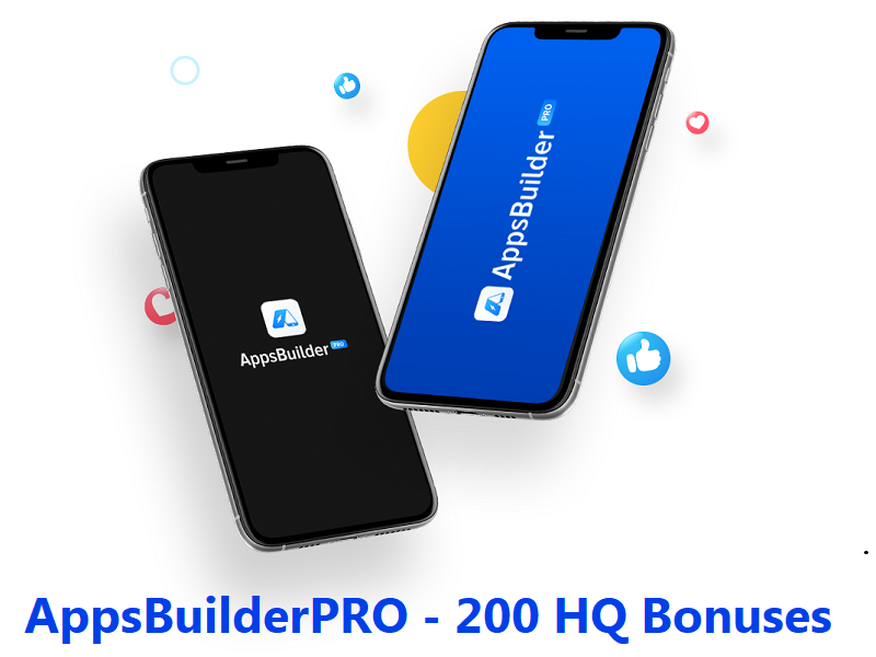 AppsBuilderPRO – Convert Your Website into iOS/Android App